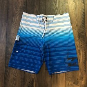 Men's Billabong platinum swimsuit